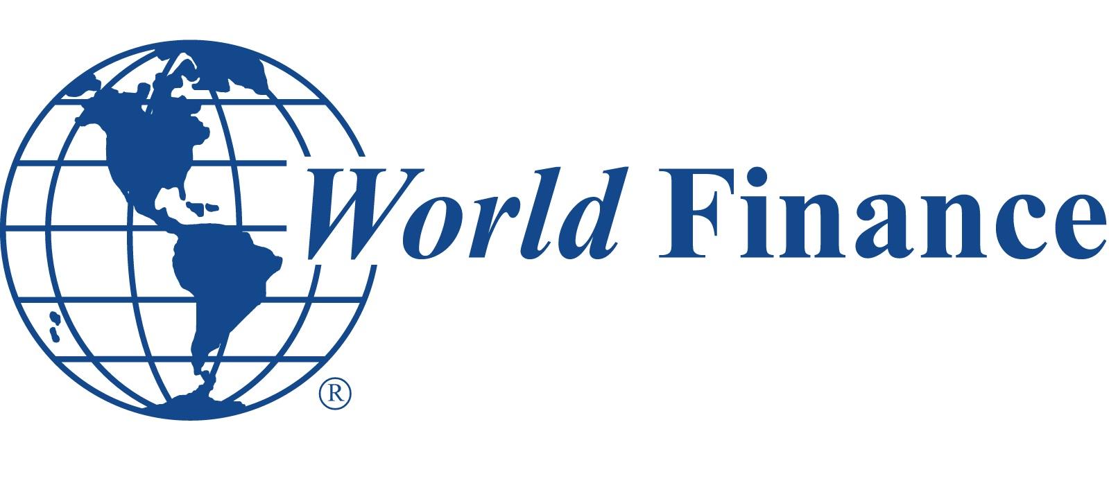 World Finance logo