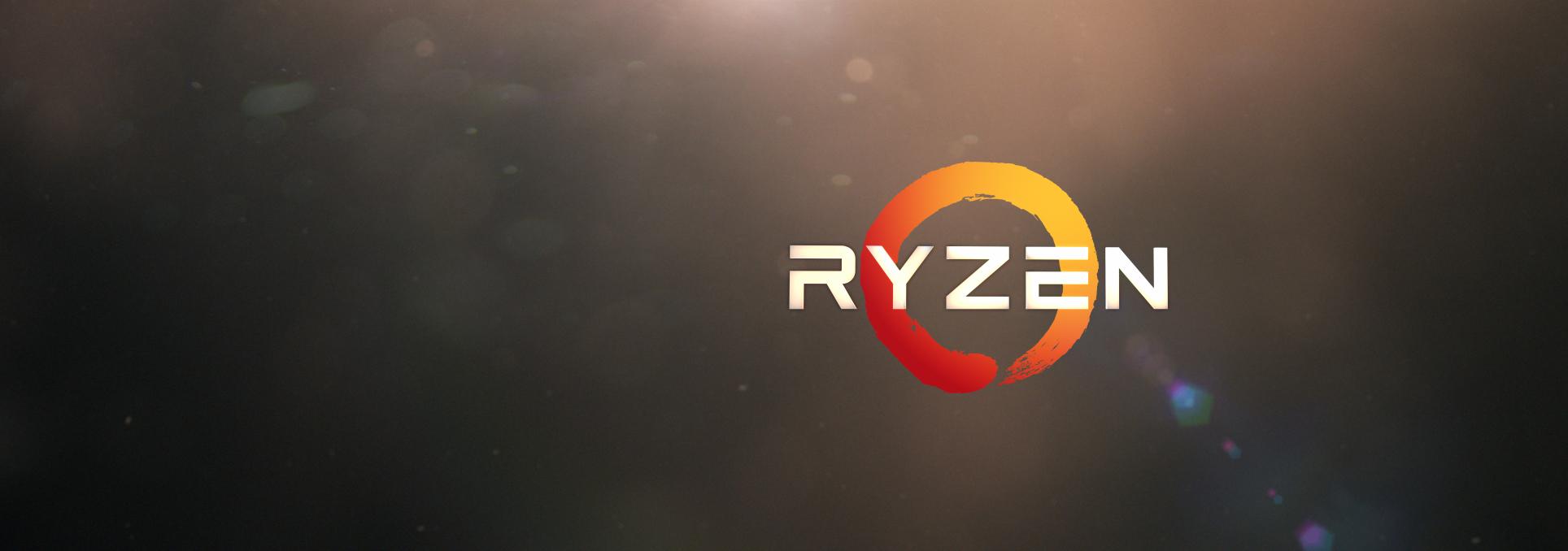 Ryzen CPU logo