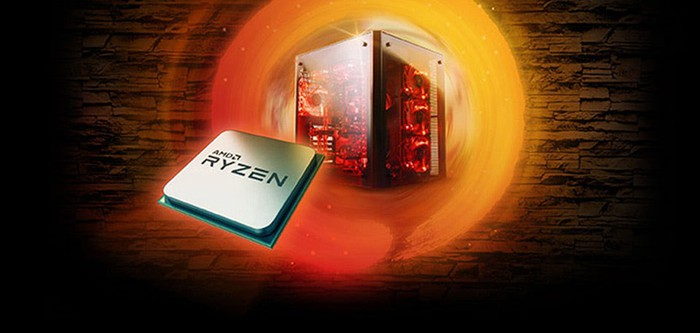 AMD's new Ryzen chip for the gaming and virtual reality markets
