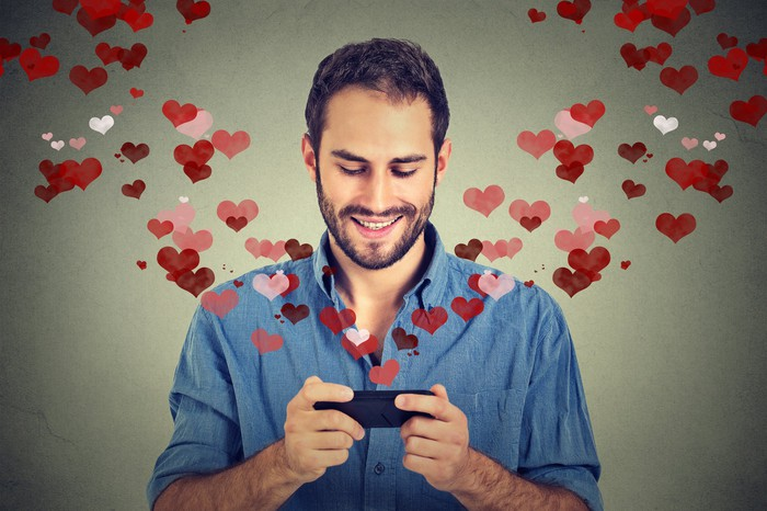 Match's Tinder is still the top dating app in America.