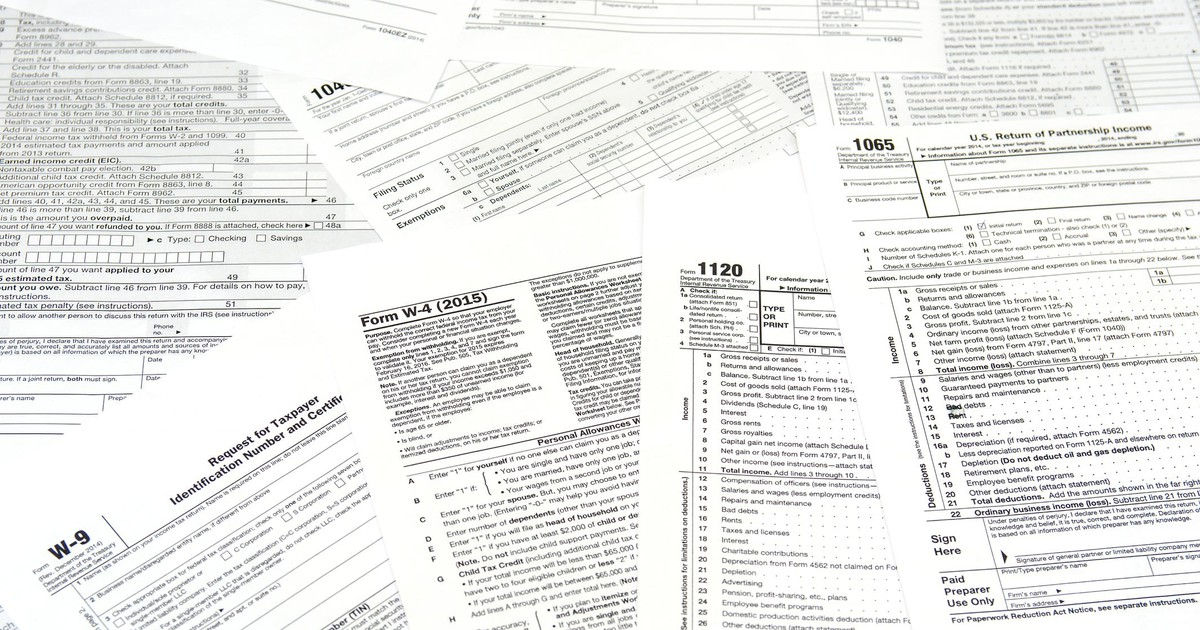 When Will I Have All My Tax Documents The Motley Fool