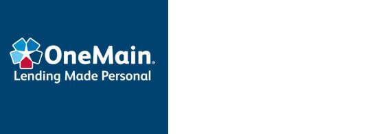 OneMain Financial's logo.