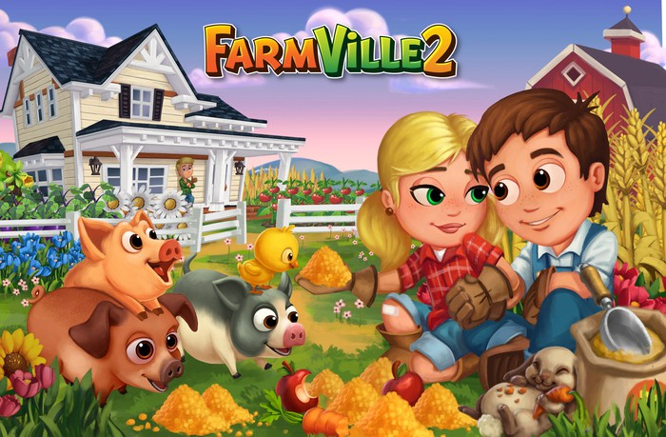 Farmville 2 banner.