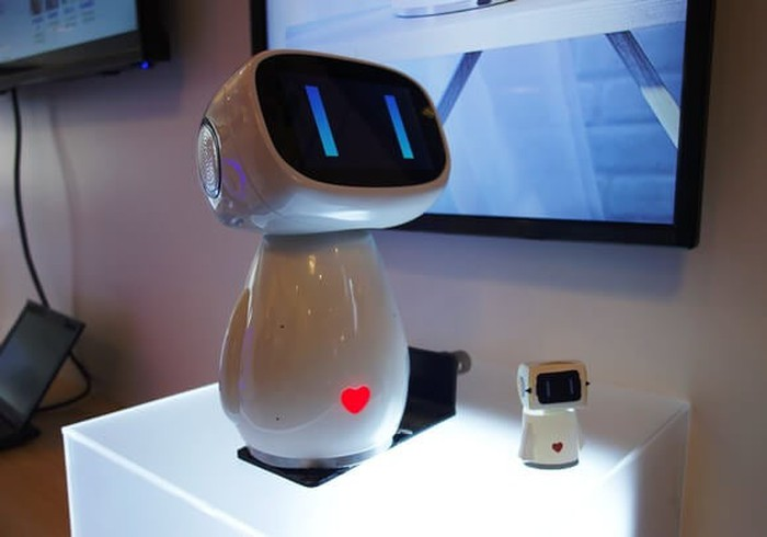 A bot running Baidu's Duer AI-powered personal assistant.