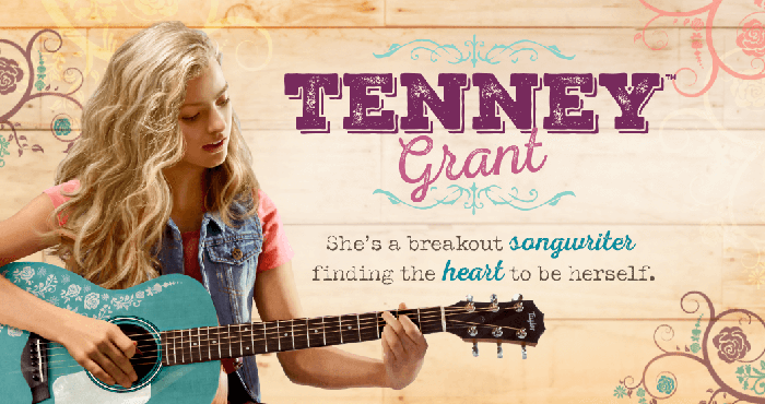 Characters issued by American Girl today are likely to be contemporary, like the newest character Tenney Grant.