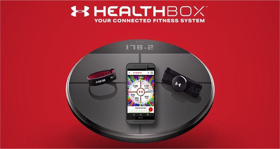 UA's HealthBox bundle.