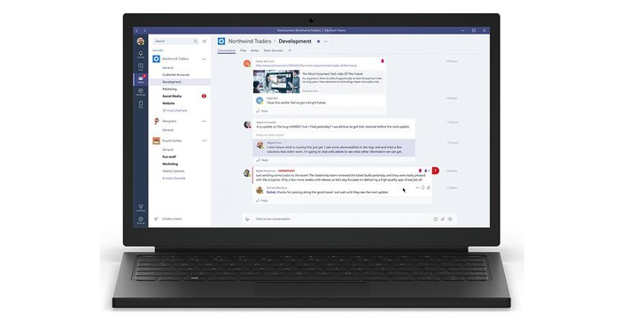 Microsoft Teams merges cloud-based collaboration tools for Skype and Office 365.
