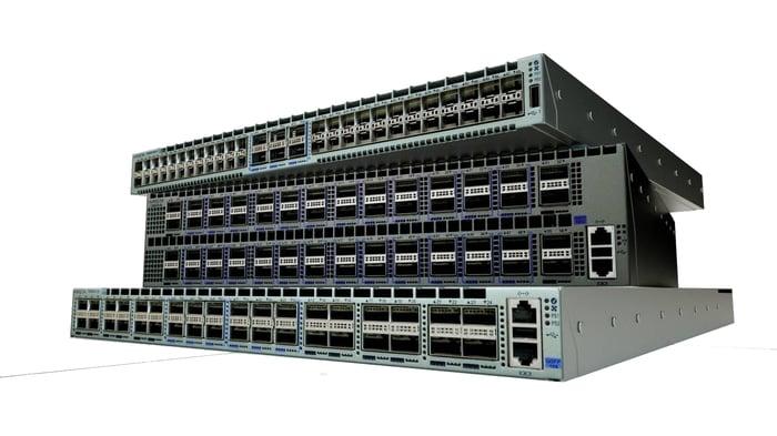 Arista Networks' 7280R Series Universal Leaf network platform