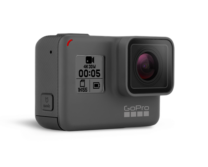 The Hero5 camera from GoPro.