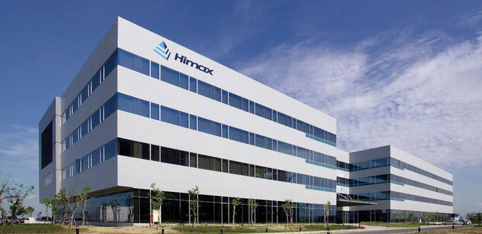 Picture of the outside of Himax Technologies'   office building.