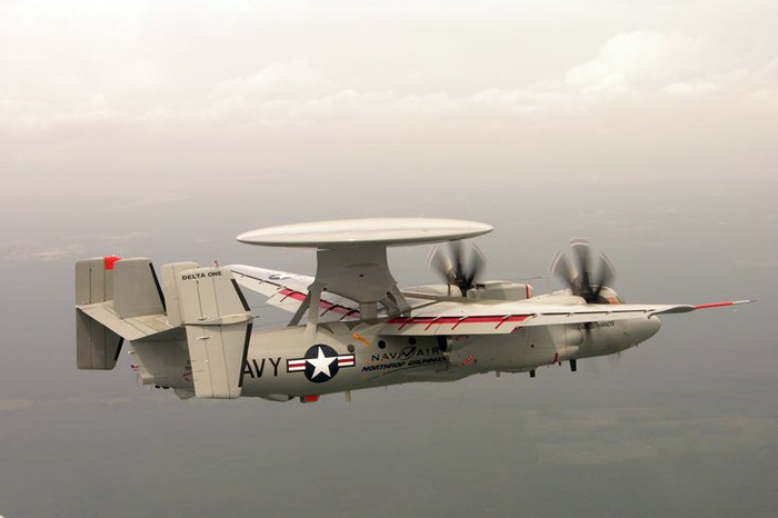 E-2D Advanced Hawkeye.