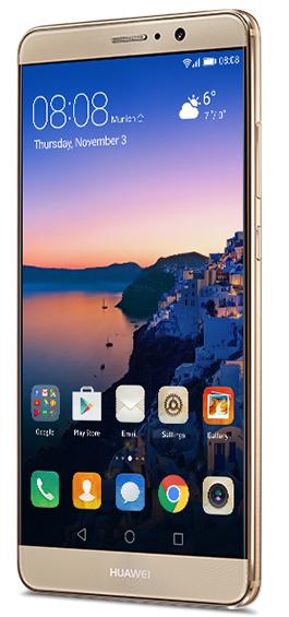 A Huawei Mate 9