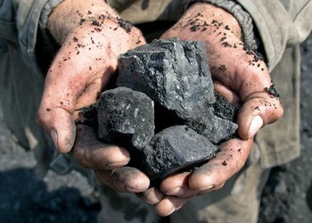Coal Nuggets Mining Getty