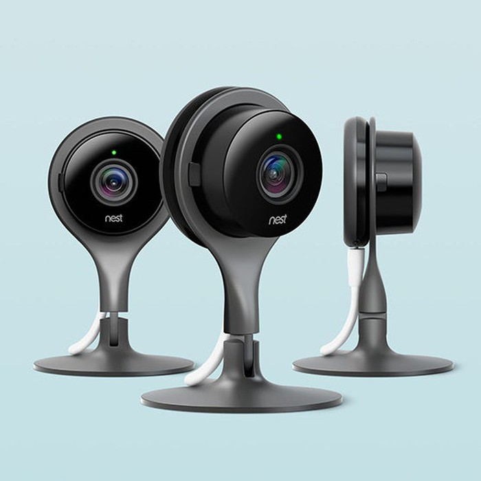 """Alphabet and its """"smart"""" home Nest device."""