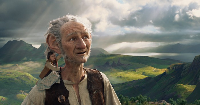 Still from The BFG.