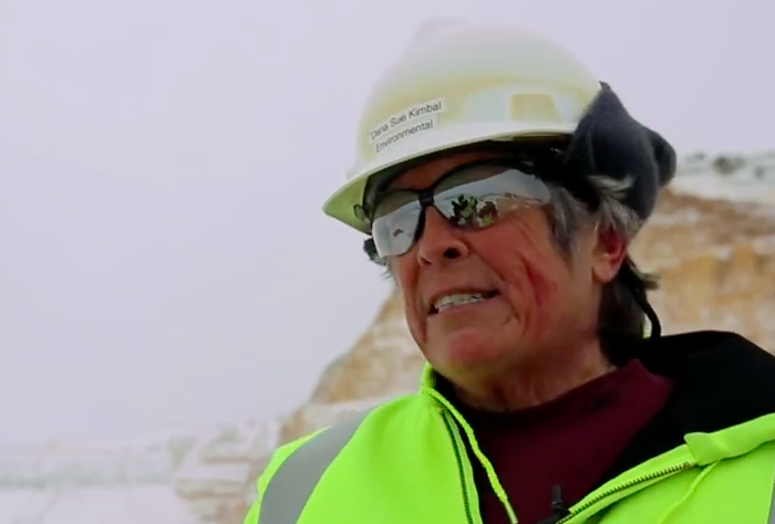 An image of a Coeur Mining employee.