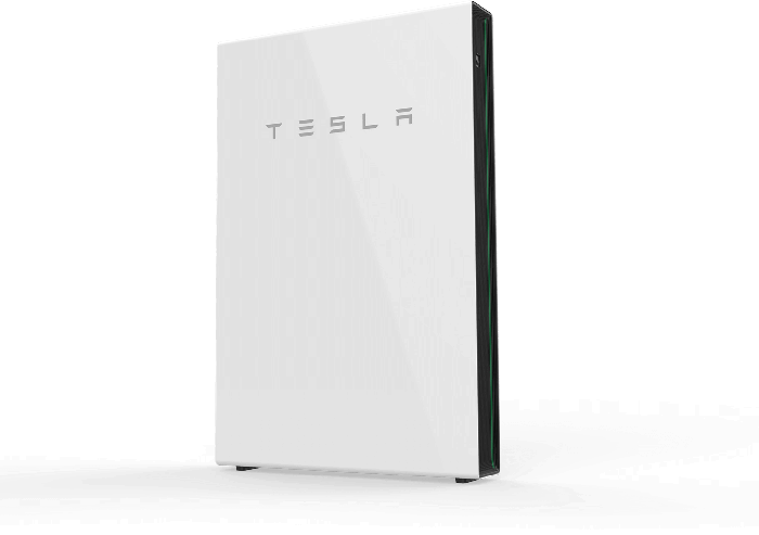 An image of the Powerwall.