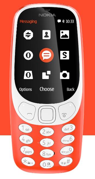 A Nokia 3310