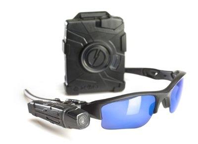 TASER's Axon body camera.