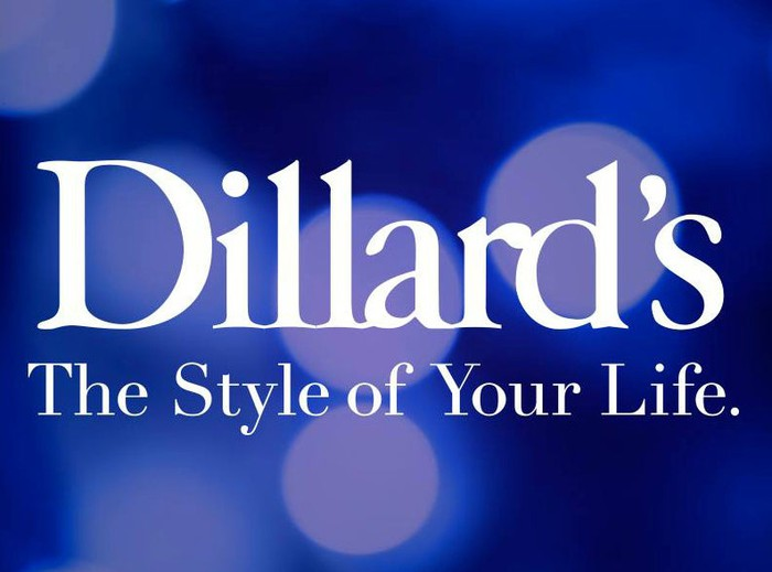 The Dillard's logo