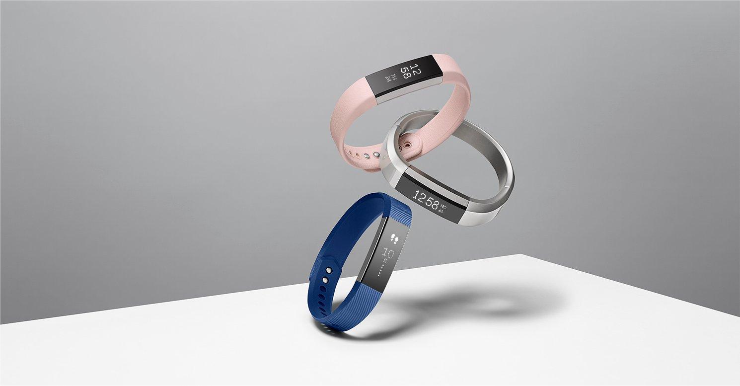 Fitbit's Alta.
