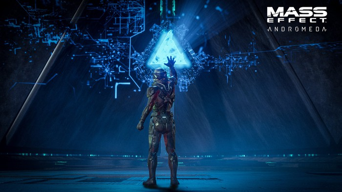 Electronic Arts' Mass Effect game