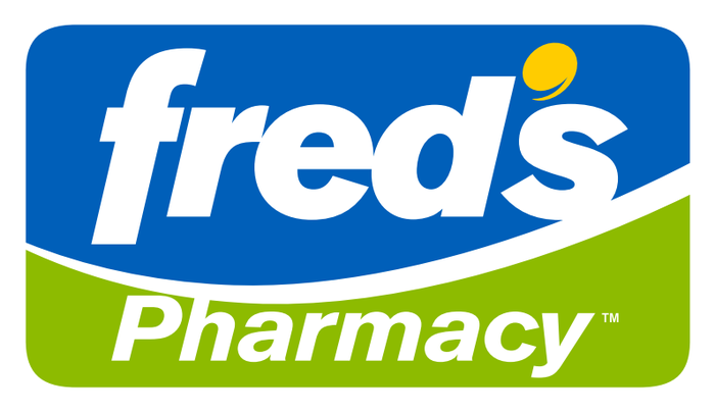 The Fred's Pharmacy logo.