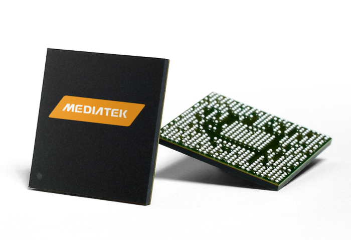 MediaTek mobile chips.