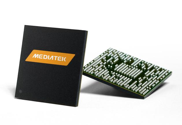MediaTek mobile chips.