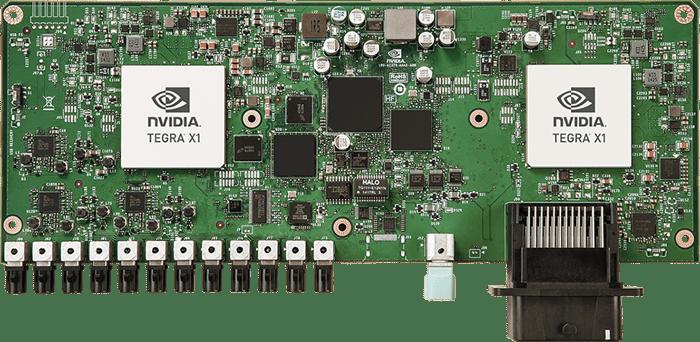 NVIDIA Drive PX platform.