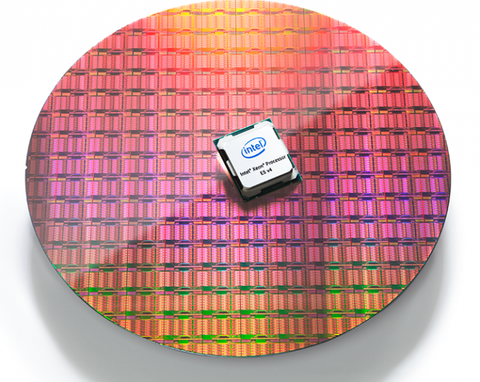One of Intel's many processor offerings.