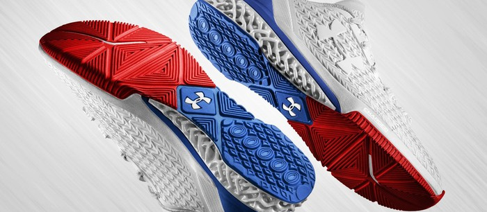 Under Armour's 3D printed shoe the Architech.