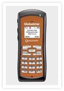 A Globalstar model GSP-1700 satellite phone.