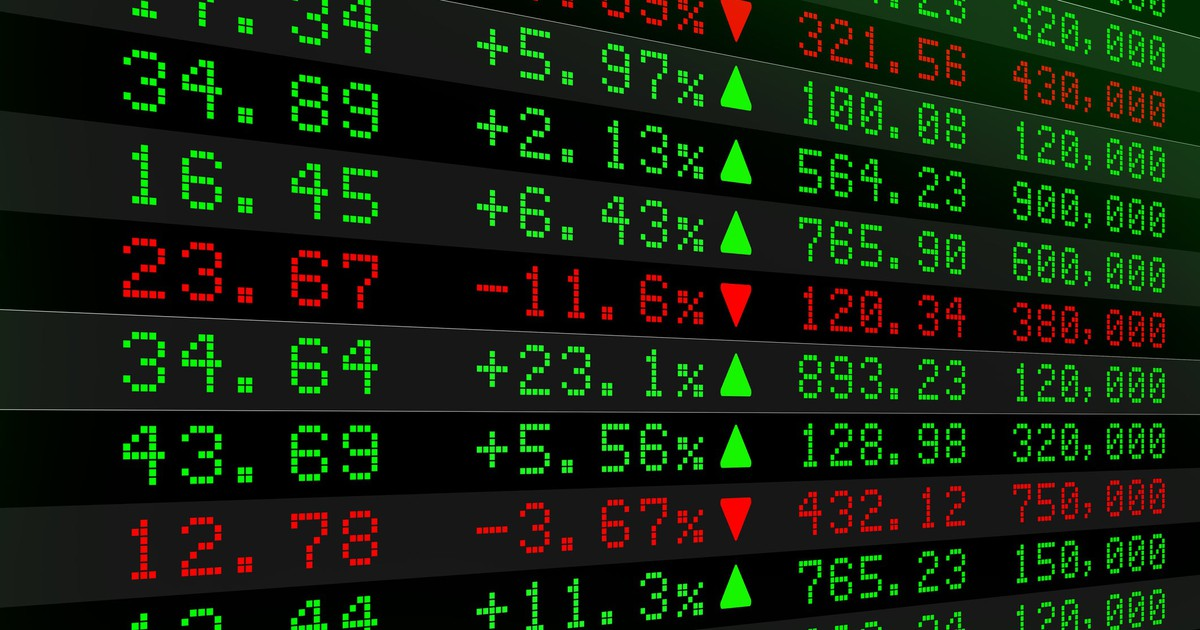 What Happened in the Stock Market Today -- The Motley Fool