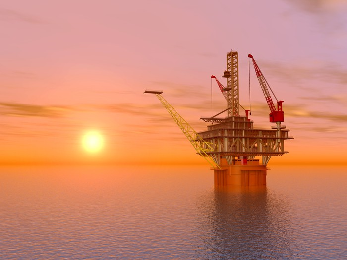 The 5 Largest Offshore Oil and Gas Production Platforms on the