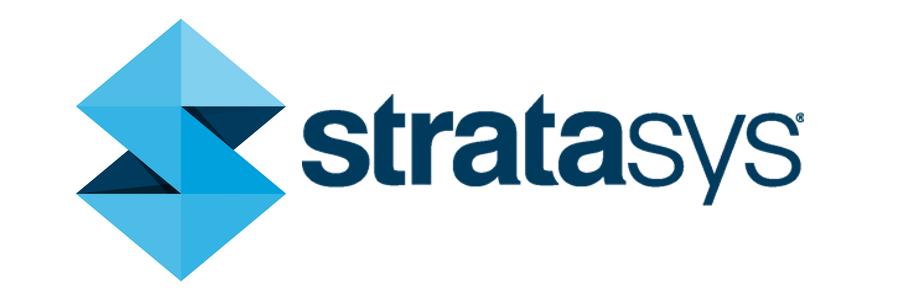 Stratasys' logo.