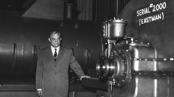 Willis Carrier, the man who invented modern air conditioning