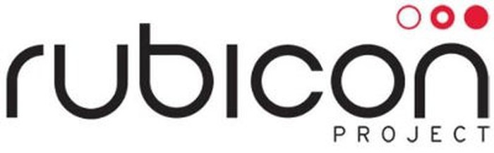 The Rubicon Project logo.