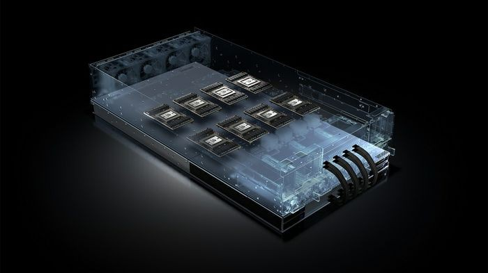 NVIDIA GPU Hyperscale Accelerator.