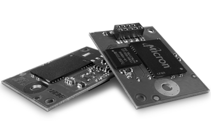 Image of Micron's eU500 embedded USB.