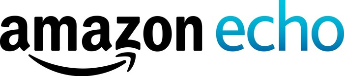Amazon Echo logo.