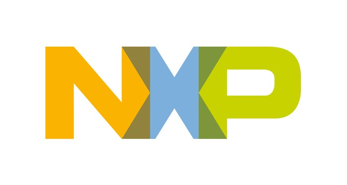 NXP Semiconductors logo.