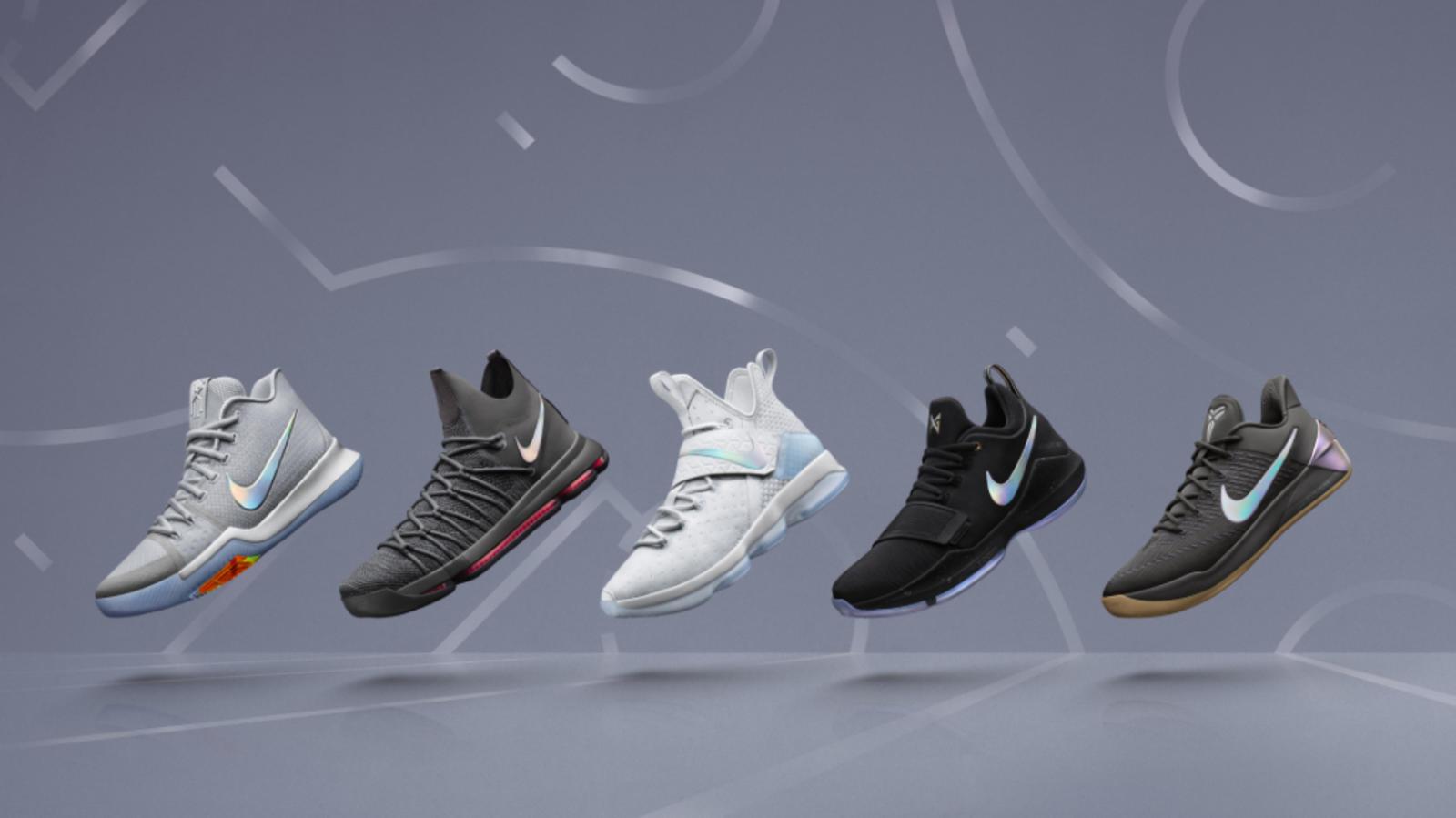 Nike's new KD9 Elite Shoe Line.