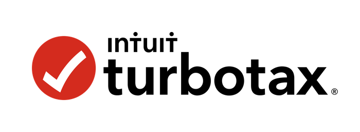 The Intuit Turbotax logo.