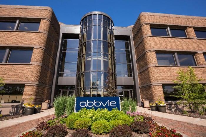 Photo of AbbVie headquarters