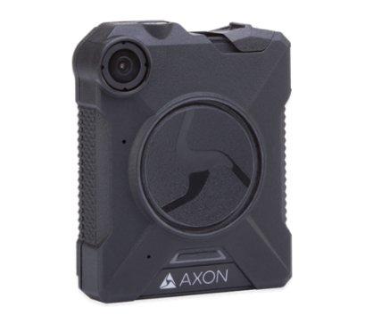 Taser's Axon 2 body camera.