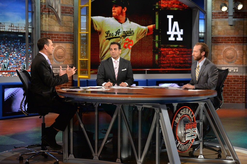 Anchors on ESPN's Baseball Tonight discuss the latest goings on in the MLB