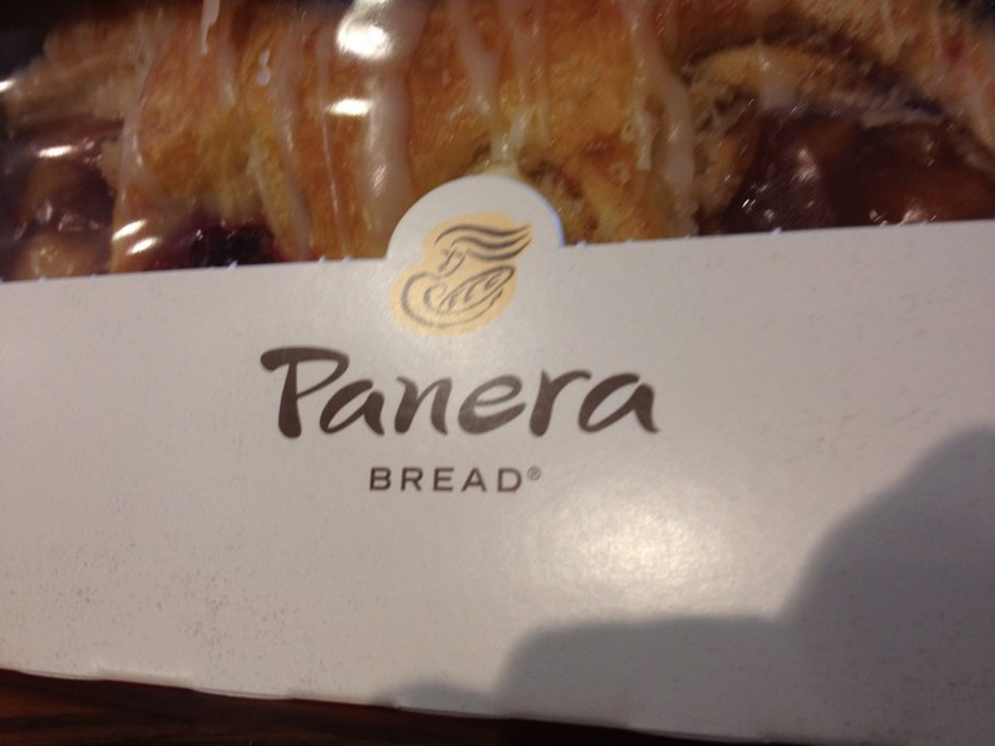 Baked goods at Panera