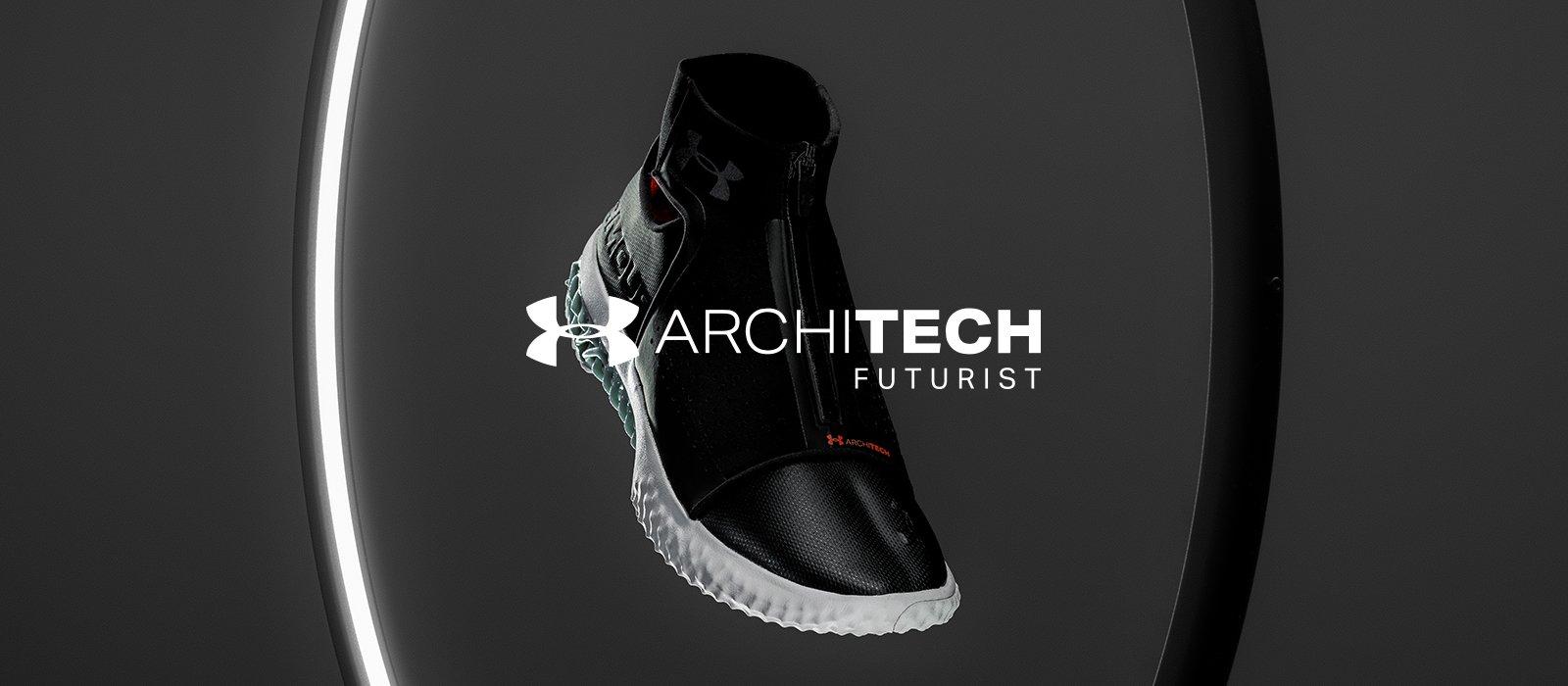 Under Armour's Architech Futurist sneaker.