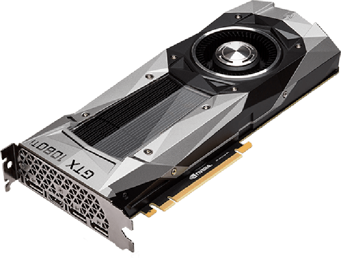 NVIDIA's new GeForce GTX 1080 Ti gaming chip